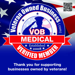 Veteran Owned Business Medical Verified Member
