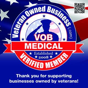 Veteran Owned Business Medical Verified Member